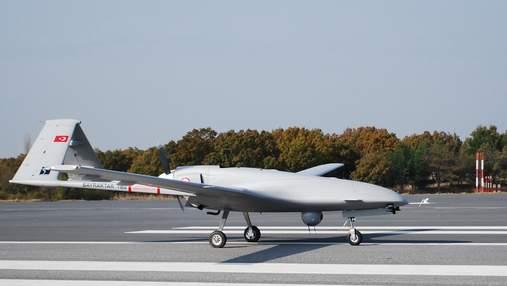 Польша закупит турецкие ударные беспилотники Bayraktar TB2
