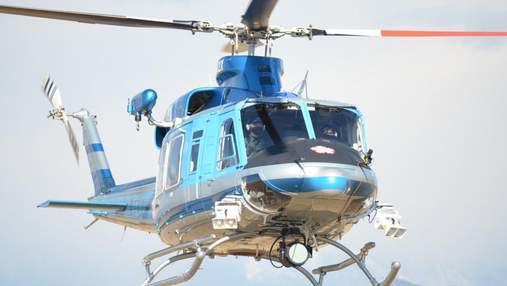 Первые в мире: японская полиция получила новый вертолет от Subaru