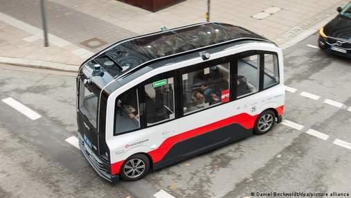 Без водителя: Германия в шаге от автономных машин и автобусов на дорогах