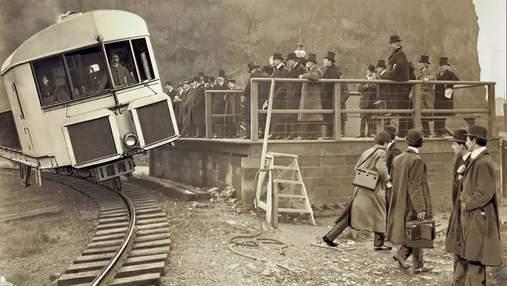 История изобретения монорельсовой железной дороги, которую так и не воплотили в жизнь
