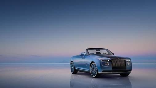 Как выглядит новое самое дорогое авто в мире от Rolls-Royce: роскошные фото