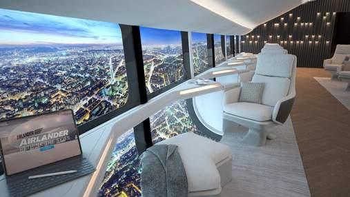 Дирижабль на 100 пассажиров: британцы работают над экологической разработкой
