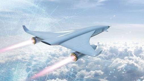 В США разрабатывают инновационный самолет: он доставит в любую точку планеты всего за 2 часа