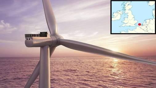 Бельгия построит остров для накопления энергии в Северном море