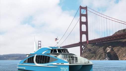 В США запускают первый в мире коммерческий водородный паром