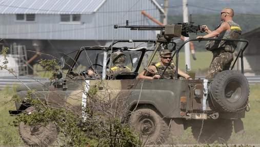 В Україні розробляють вітчизняний армійський позашляховик
