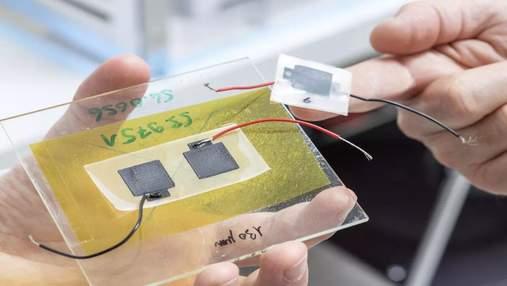 Швейцарские исследователи разработали биоразлагаемый мини-конденсатор