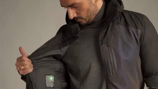 Новинка для велосипедистів: захисна куртка, яка надувається при падінні