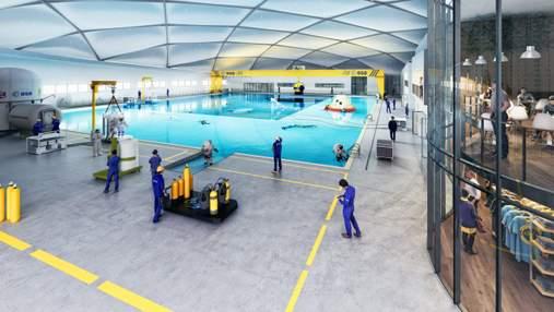 Не для купания: для чего британцы строят бассейн, который станет самым глубоким в мире