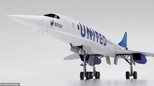 В США хотят запустить сверхзвуковые пассажирские самолеты: скорость поражает