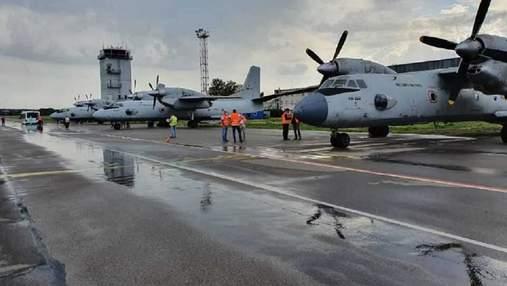 Український завод відновив літаки Ан-32Б для Шрі-Ланки
