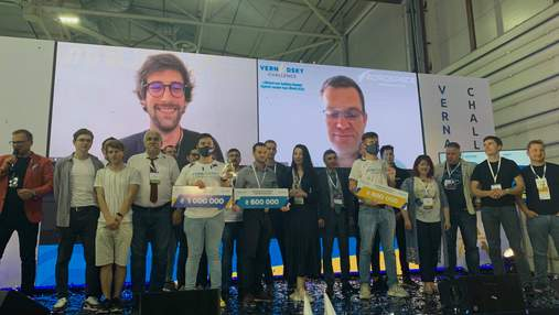 Vernadsky Challenge 2021: стартапи-переможці розділять 2 мільйони призових гривень