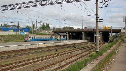 """Укрзалізниця модернізує залізничну станцію """"Святошин"""""""
