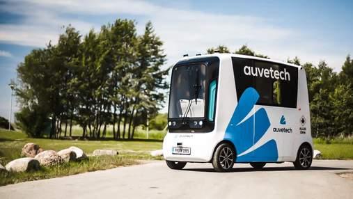 Впервые в мире: на дороги Эстонии выедут беспилотные авто на водородном топливе
