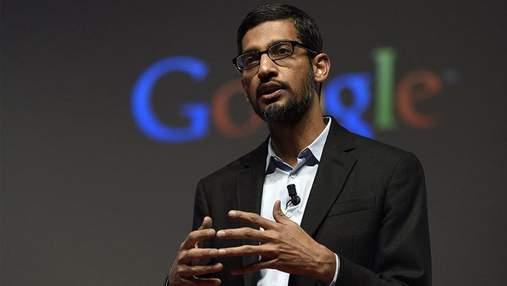 Керівники Google йдуть з компанії через Сундара Пічаї