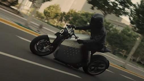 Унікальний та потужний: Da Vinci Dynamics представила новий електромотоцикл