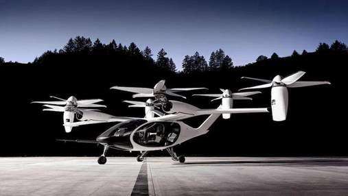 Вагоме досягнення: електричне таксі Joby Aviation подолало рекордну відстань на одному заряді