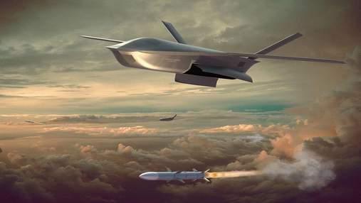 У США показали концепт реактивного безпілотника LongShot: перше фото
