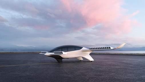 Німецький розробник аеротаксі Lilium об'єднався з виробником акумуляторів Porsche