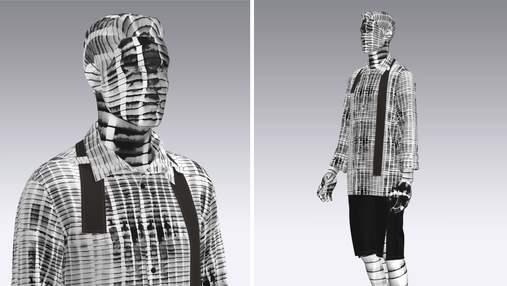 Украинские дизайнеры создают 3D-одежду: впечатляющие фото