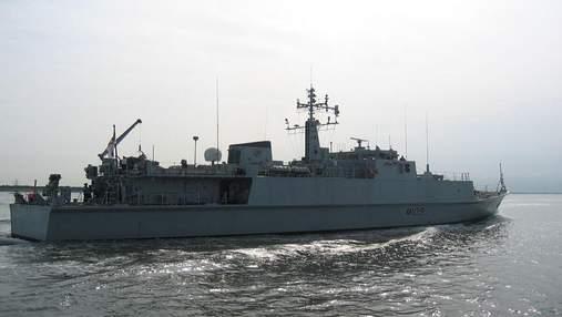 Великобритания передаст Украине два противоминных корабля класса Sandown