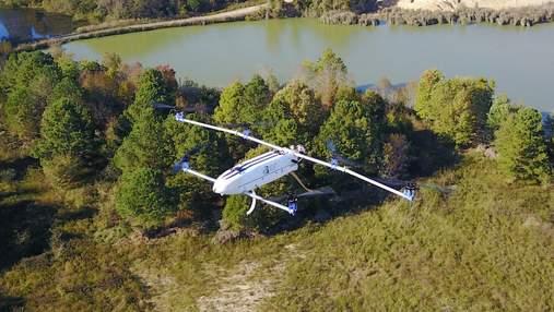 Американская компания представила гибридный дрон HAMR: он может летать 3,5 часа