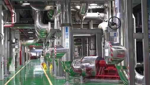 У Китаї будують гігантський кондиціонер: мета – знизити споживання енергії