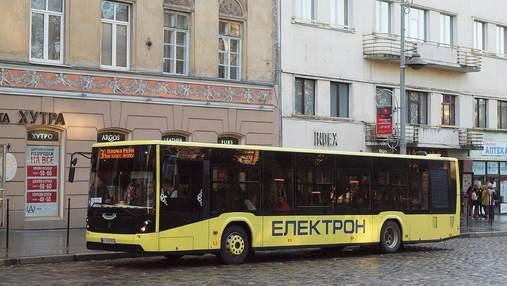 """Вітчизняного виробництва: Ужгород отримав 7 нових автобусів """"Електрон"""""""