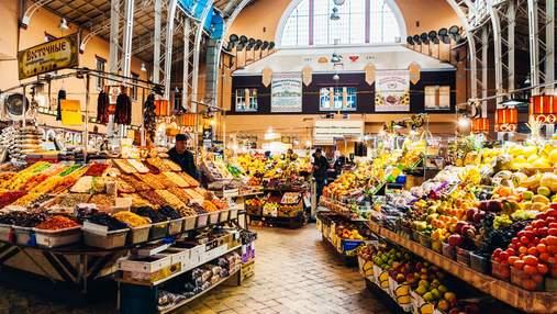 У Києві тепер можна замовити доставку з Бессарабського ринку