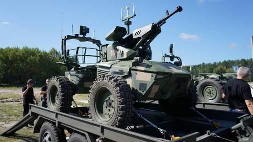 Ко Дню Независимости: на военном параде в Киеве покажут отечественных боевых роботов