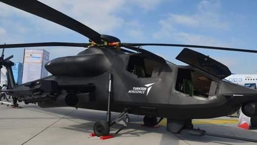Харьковский завод поставит системы управления для турецких вертолетов