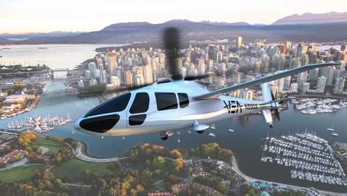 У США розроблять перший пілотований водневий вертоліт
