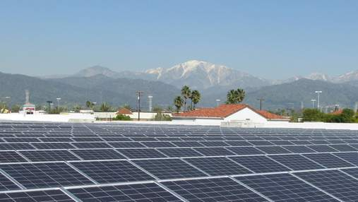 У Каліфорнії встановлюватимуть сонячні батареї на нові будинки