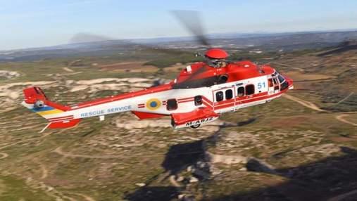 Французская Airbus Helicopters передаст Украине 22 вертолета