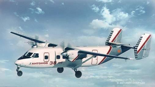 """""""Антонов"""" розпочинає будівництво нового літака: коли з'явиться"""