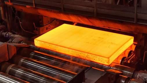 """В Швеции изготовили первую в мире """"зеленую"""" сталь"""