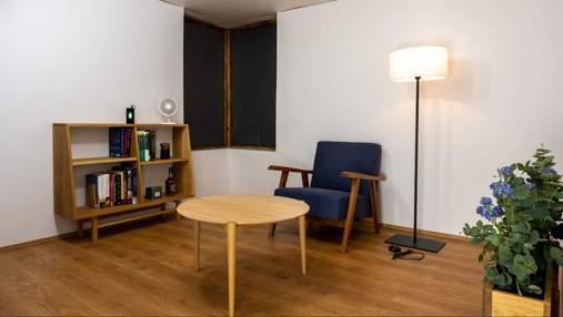 Без дротів та розеток: в Японії створили кімнату, яка здатна заряджати гаджети