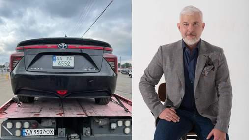 Впервые в Украине: японское авто, что заправляется водородом, получило сертификацию