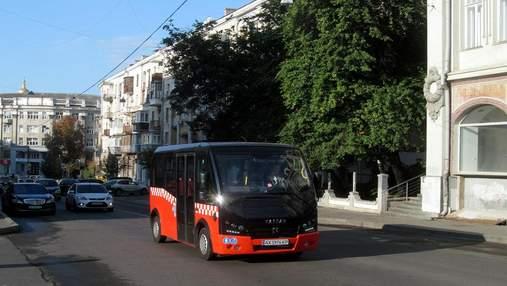 В Харькове запустили уникальные автобусы: что о них известно
