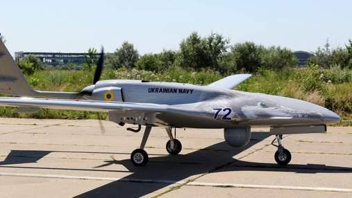Україна закупить наступну партію турецьких безпілотників Bayraktar TВ2