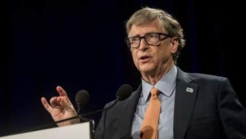 Людство не готове до нової пандемії, – Білл Гейтс