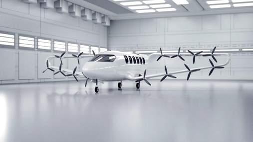 Craft Aero представила новый тип 9-местного летающего такси: красноречивое видео