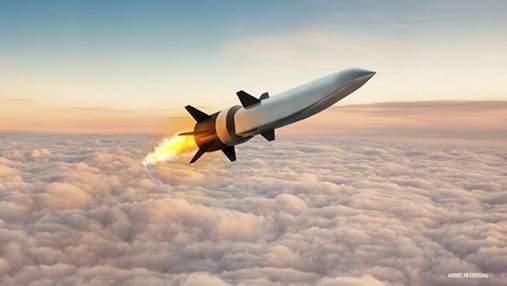 В США испытали новую гиперзвуковую ракету: скорость впечатляет