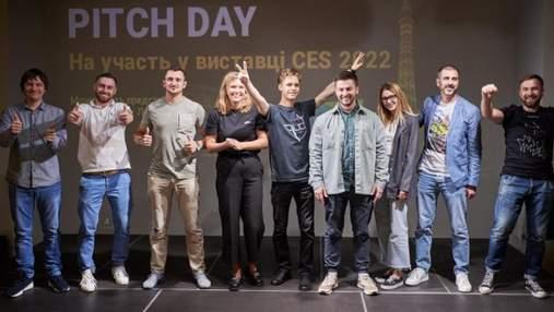 8 найкращих стартапів представлять Україну на виставці CES-2022