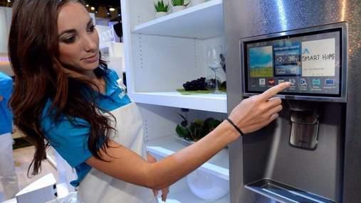 """""""Умный"""" холодильник от Amazon: будет контролировать свежесть продуктов и предлагать рецепты"""