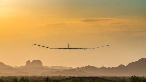 Псевдосупутник Airbus Zephyr досяг рекордної висоти: цифра вражає