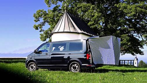 Поєднання стилю та комфорту: чим унікальний новітній кемпер Streifenwagen