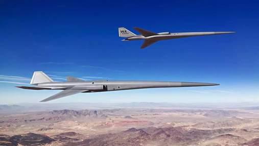 У США застосують надзвукові бойові дрони для навчання майбутніх пілотів