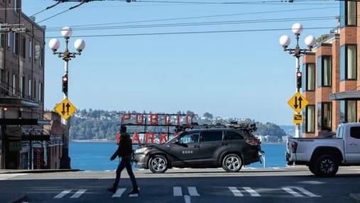 Zoox протестує безпілотні автомобілі на вулицях Сіетла