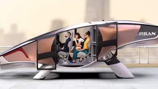 В Ізраїлі розробили летючий автомобіль: потужне відео